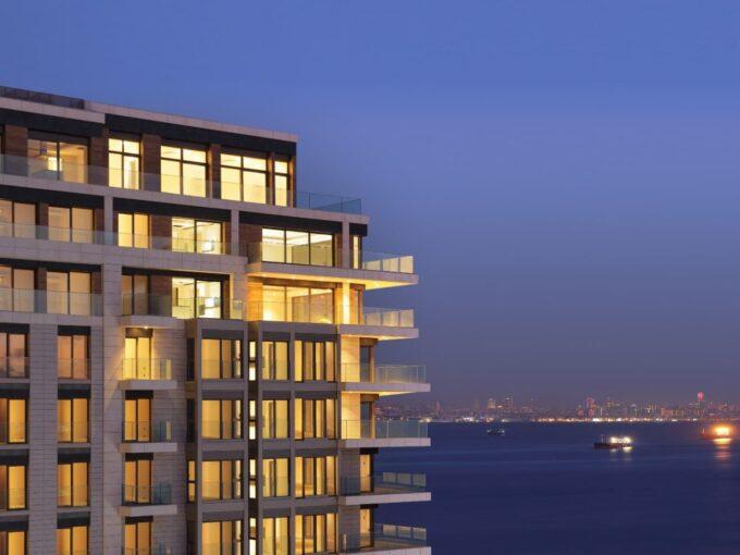 خرید آپارتمان در شهر ساحلی استانبول
