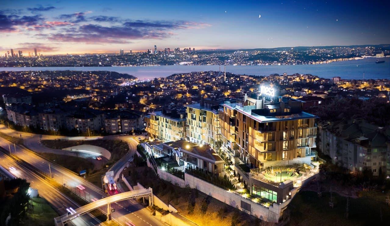 خرید ملک در برج مسکونی و تجاری KADIKOY