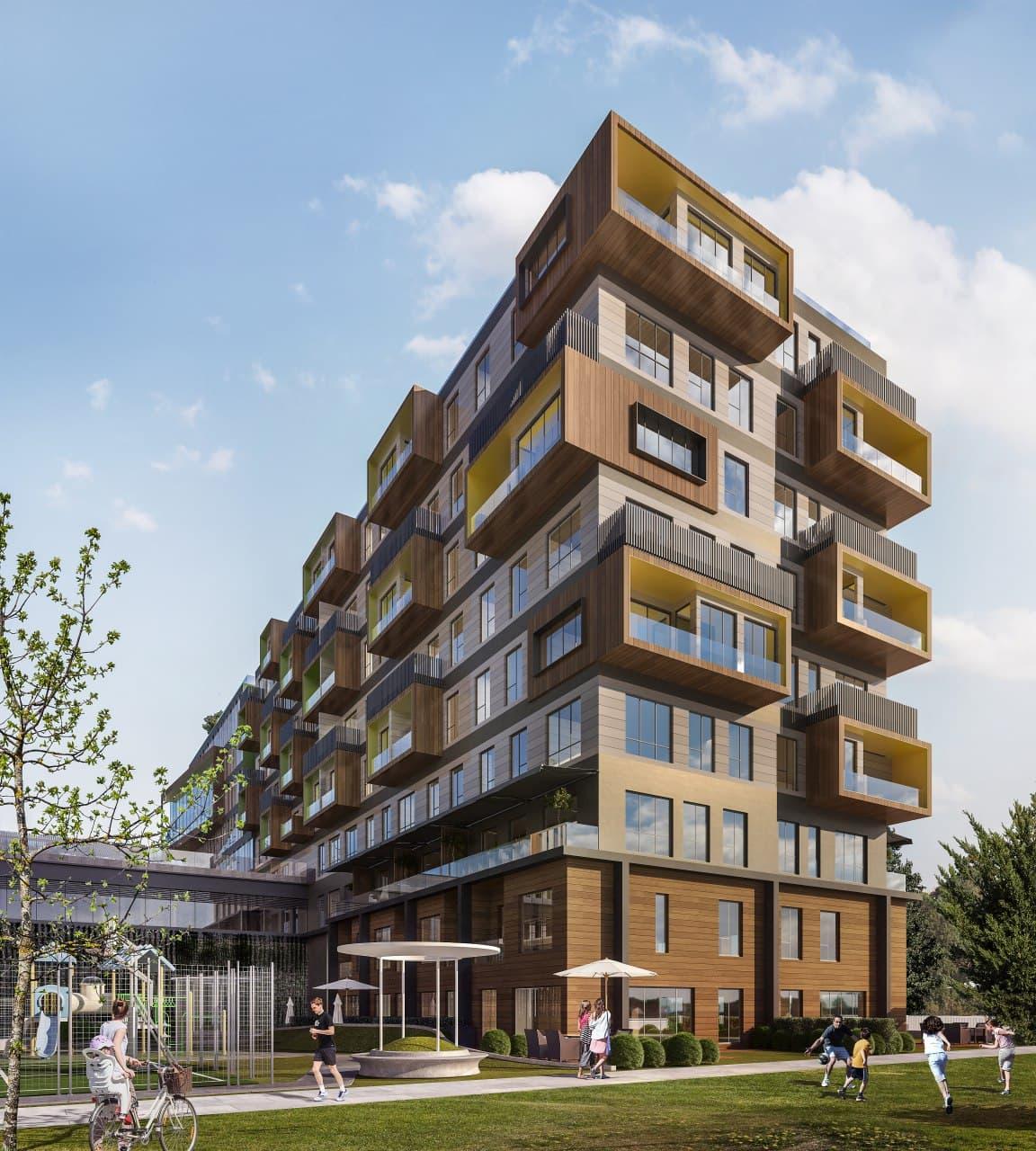 خرید خانه ویلایی در خط ساحل استانبول ، پروژه ای عظیم به وسعت یک شهر