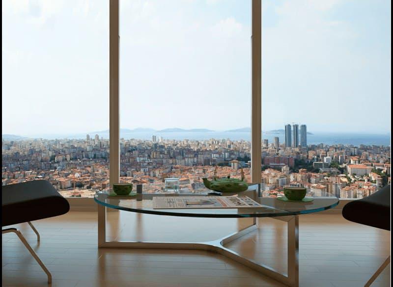 خرید آپارتمان در خیابان بغداد استانبول