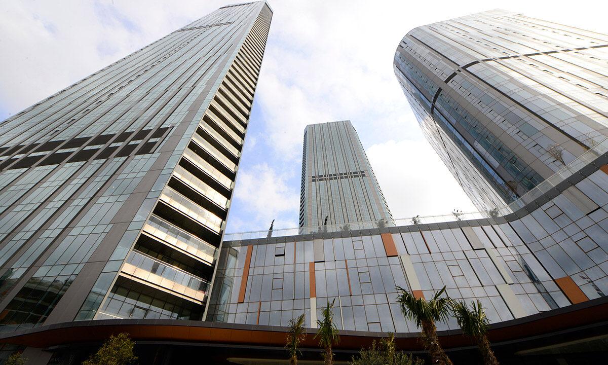 خرید آپارتمان مسکونی و دفتر اداری در استانبول